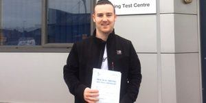 Dan Passed an Intensive Course
