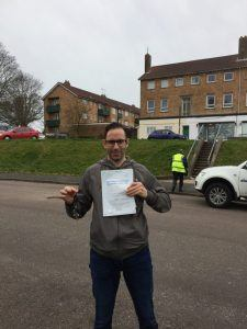 Mark Passed First Time